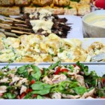 Buffet Lunch Kim Neville Catering